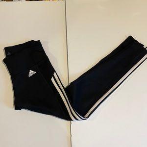 adidas climalite leggings women size S
